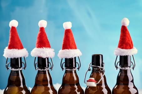 Cadeau en rapport avec la biere